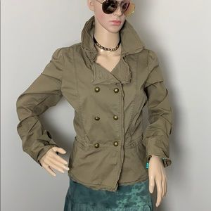 Military Jacket by Ann Taylor Loft